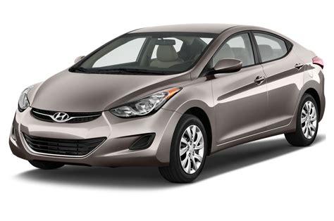 2012 Hyundai Elantra Reviews And Rating