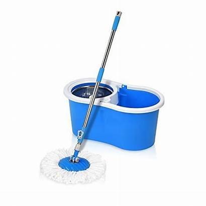 Mop Cleaning Floor Bucket Spin Buckets Magic