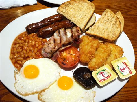 Wetherspoons Breakfast