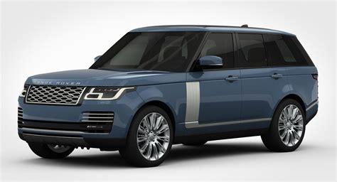 2018 Range Rover Autobiography 3d Model