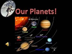 Our planets! vft assignment2