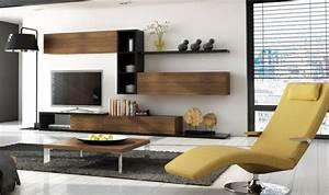 Meuble Tv Suspendu But : meuble tv 3 tiroirs notte mobilier pour salon design en bois ~ Teatrodelosmanantiales.com Idées de Décoration
