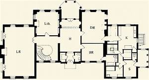 mr mrs bernard peyton country house With gracie mansion floor plan