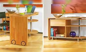 Sideboard Mit Tischfunktion : sideboard mit schwenktisch ~ Michelbontemps.com Haus und Dekorationen
