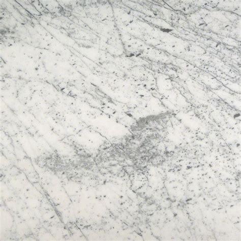 Italian White Carrara Marble Honed 18x18 Floor And Wall Tile