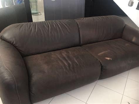divano busnelli divano busnelli piumotto in pelle