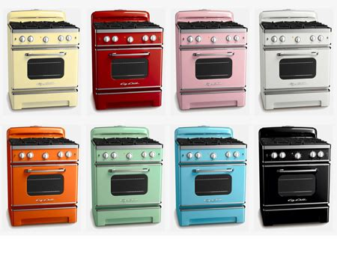 big chill  retro kitchen modern home decor