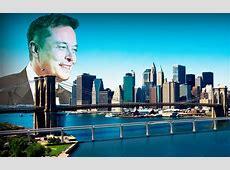 Hyperloop NYC Penn Station Elon Musk