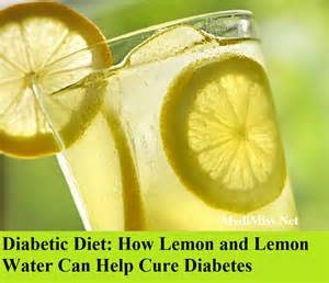 Lemon Water Cures