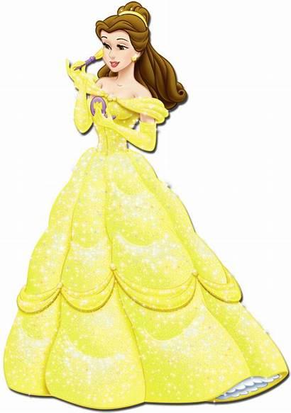 Princess Disney Cartoon Clipart Princesses Cartoons Belle