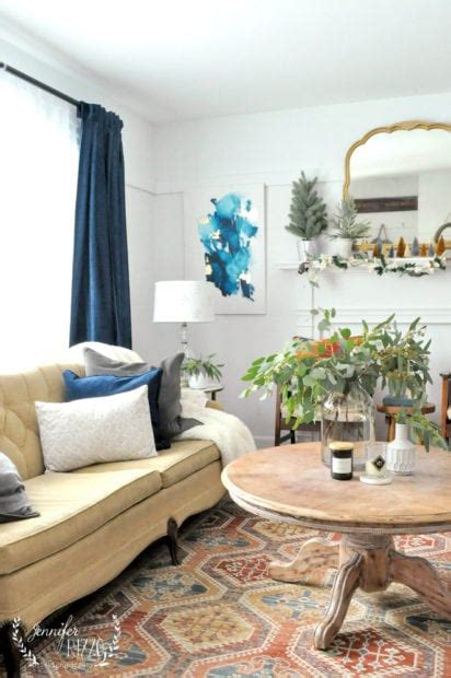 mid winter living room decor rizzo
