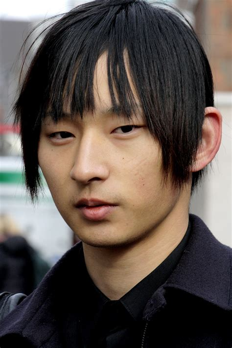 frisuren maenner japan trend frisuren