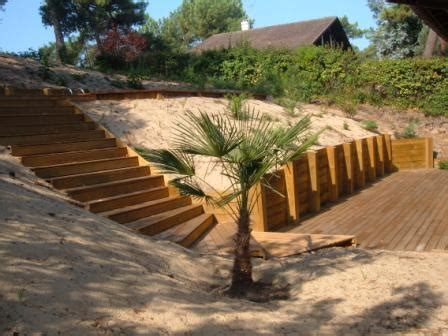 poteau bois 15x15 poteau bois autoclave 15x15 pour retenue de terre idea