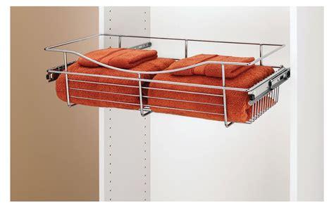 rev a shelf cb 241207cr 1 chrome cb series 24 x 12 x 7