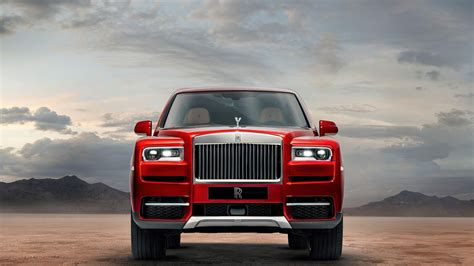 2019 Rollsroyce Cullinan Preview The Best, Made Bigger