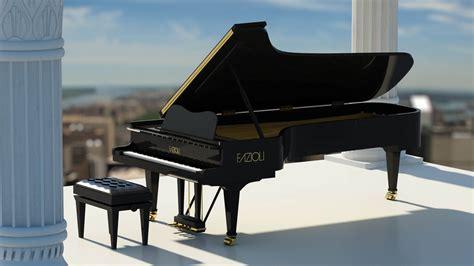 concert grand piano  ryo pegasus docean