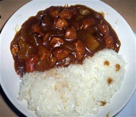 recette cuisine japonaise traditionnelle recette de curry japonais
