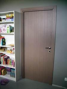 Porte Interieur Grise : menuizea vente et pose de portes d 39 interieur en savoie 73 ~ Mglfilm.com Idées de Décoration