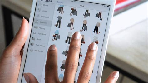 Fashion Closet App by Stylebook Digital Fashion Closet Iphone App Demo