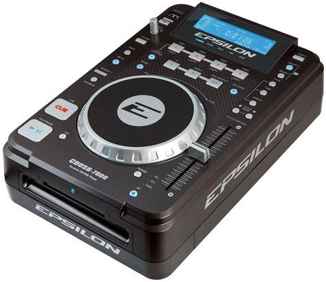 usb cd player epsilon cdusb 7000 multi format cd mp3 usb player pssl