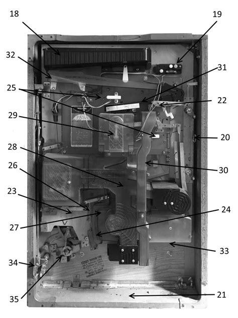 Parts of pachinko machine | Pachinko Man