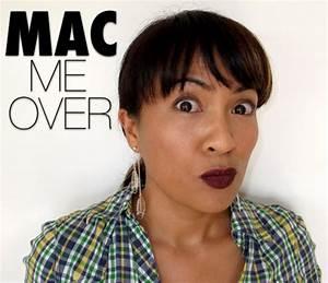 Mac Prince Noir Lipstick Swatch images