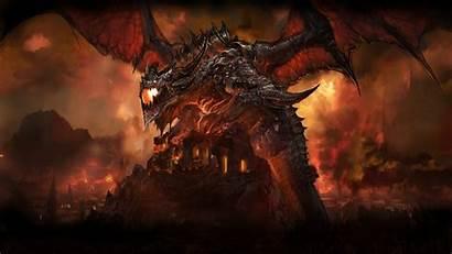 Warcraft Dragon Wallpapers 4k Resolution Games Cool