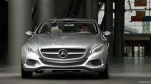 Mercedes Benz F800 Style Concept 2018 Front Angle Hd