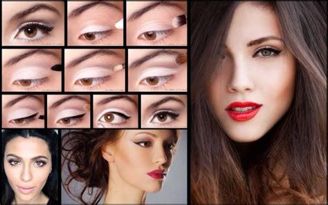 Макияж для карих глаз на каждый. техника выполнения легкого дневного макияжа для карих глаз
