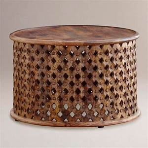 tribal carved coffee table modern coffee tables by With tribal coffee table
