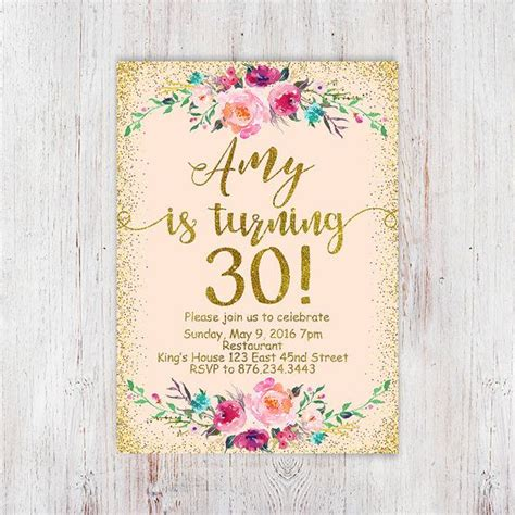 birthday invitations ideas  pinterest