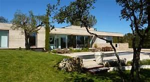 Mas contemporain mariant les matieres pascual architecte for Maison en pierre ponce 4 mas contemporain mariant les matiares pascual architecte