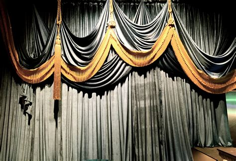 Theatre Drapery by Theatrical Drapery Stage Curtains On The Creative