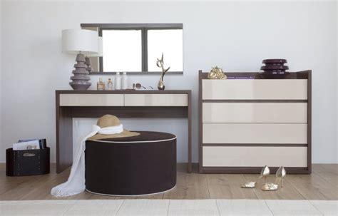 meuble coiffeuse inbox chambre contemporaine adulte coiffeuse design pas cher