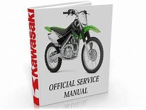 Kawasaki Klx140 Klx140l 2008