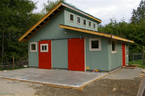 building  poultry barn howling duck ranch