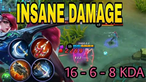 Lesley Op Build With Gameplay