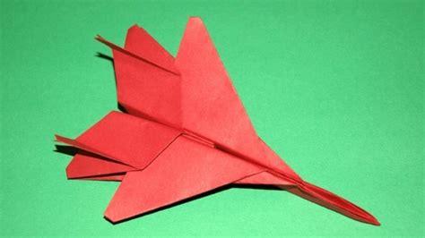 Comment Faire Un Avion En Papier  Astuces Et Modèles Pour
