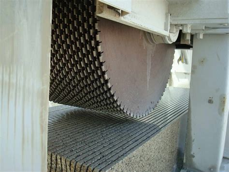 d1000mm multi blade segment to cut indian granite for