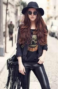 25 Best Ideas About Rocker Hairstyles On Pinterest Punk