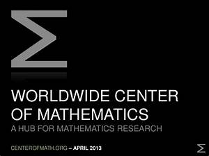 29 best Math Research and Lecture Videos images on ...