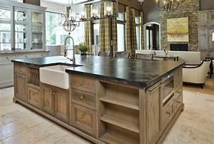 modele de cuisine en bois repeindre mzaolcom With meuble de cuisine en bois