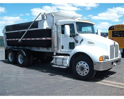 heavy duty kenworth trucks for 2004 kenworth t300 heavy duty dump truck for sale 298 853