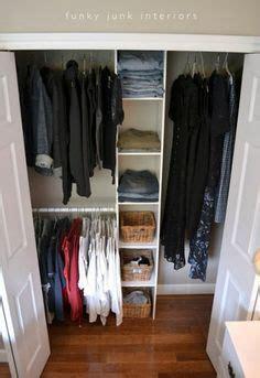1000 ideas about apartment closet organization on