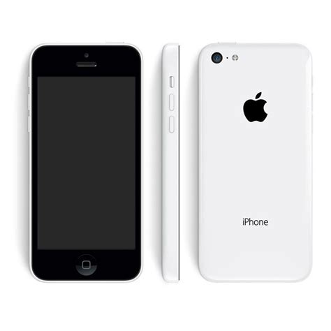 at t iphone 5c apple iphone 5c 16gb white at t smartphone clean esn