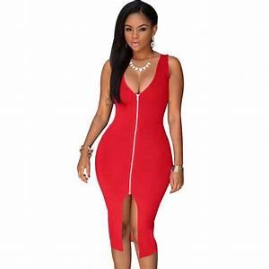 Aliexpress.com : Buy S 4XL 2017 Sexy Dress Club Plus Size ...