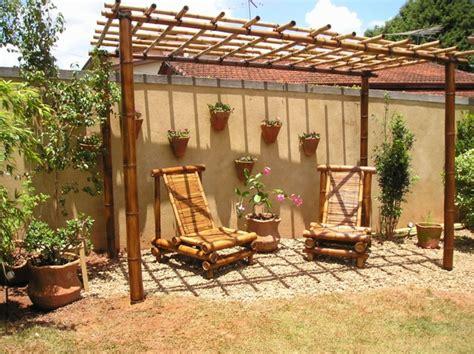 Bambus Deko  Ein Exotisches Flair Für Den Garten