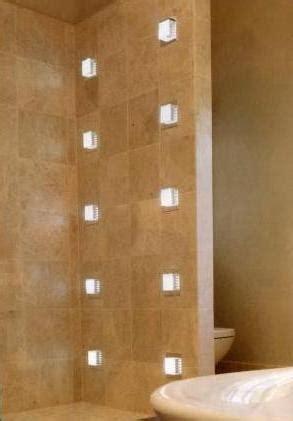 wall lights design bathroom waterproof shower wall