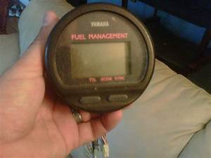 Purchase Yamaha Fuel Management Gauge Motorcycle In Garden Grove  California  Us  For Us  125 00