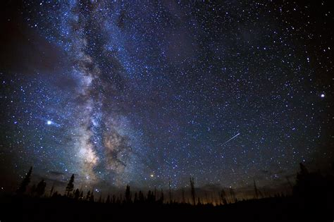Meteor Shower Peak This Weekend Fireballs Expected